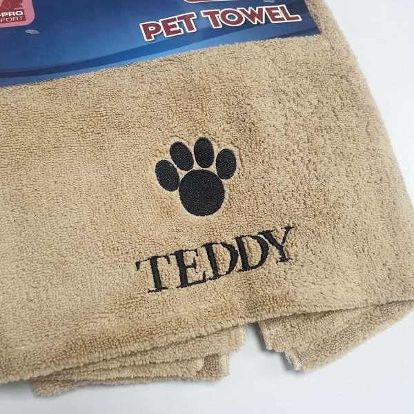 Super Absorbent Dog Towel