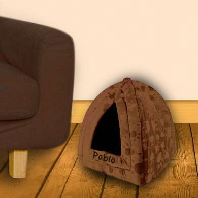 Personalised Pet Cave