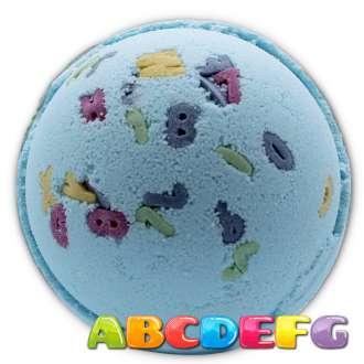 Alphabet Bath Bomb
