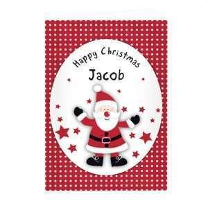 Personalised Christmas Card