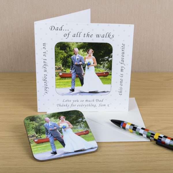 Personalised Father of the Bride Gift