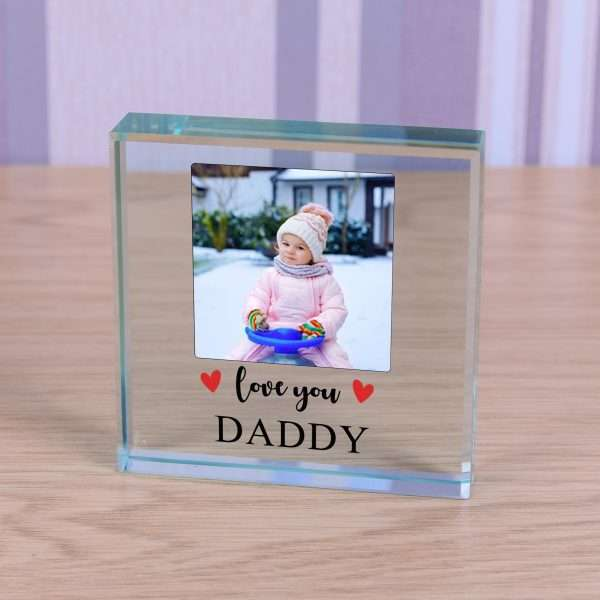 Personalised Glass Gift