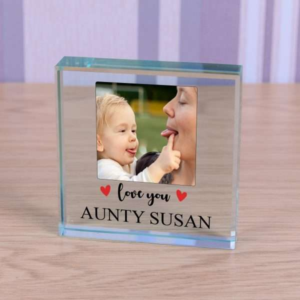 Personalised Love You Gift