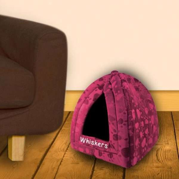 Personalised Cat Dog Bed