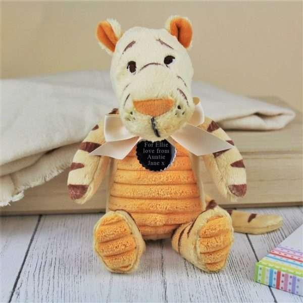 Personalised Disney Tigger Teddy