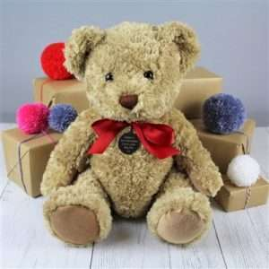 Personalised Bramble Bear