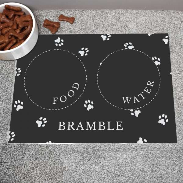 Personalised Pet Placemat