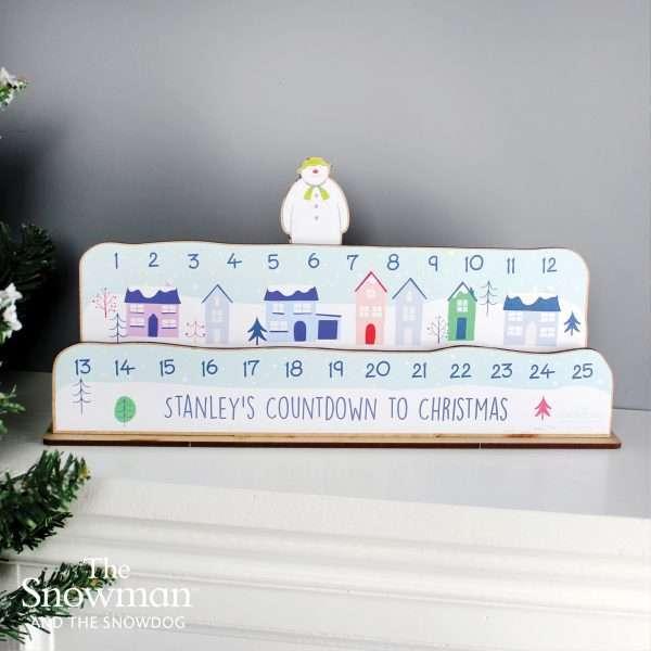 Christmas Countdown Decoration