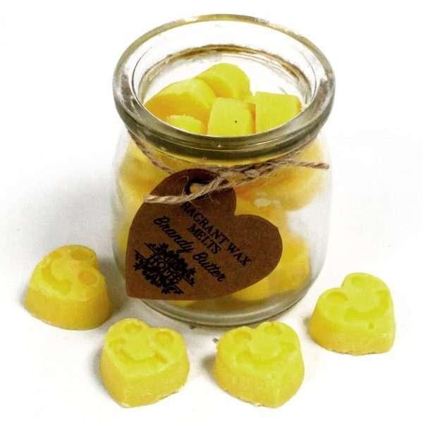 Brandy Butter Soywax Melt