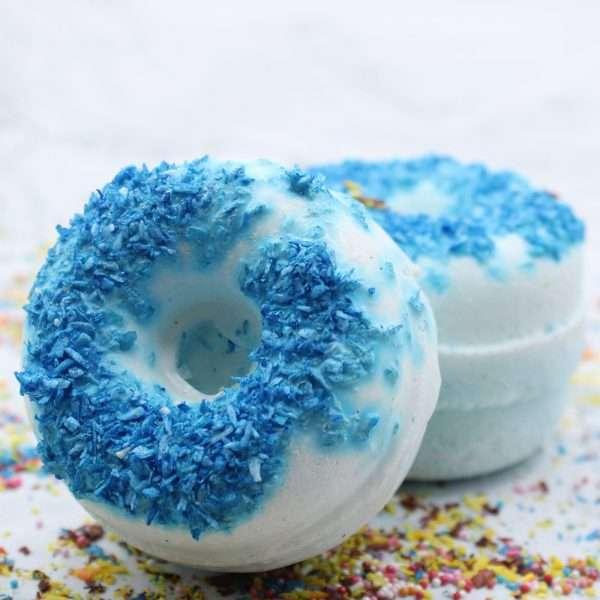 Blueberry Doughnut Fizzer