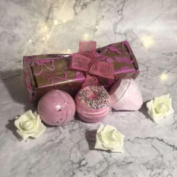 Mixed Gift Pack- Pink Set